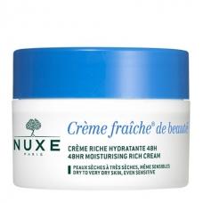 Nuxe Creme Fraiche Крем увлажняющий 48-ч действия для сухой кожи (50 мл)