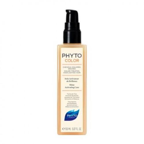PHYTO Color - Концентрат для блеска и сияния волос (150мл)