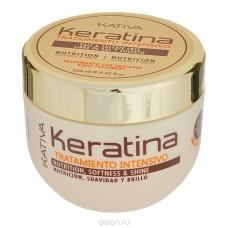 Kativa Keratina Маска с кератином для поврежденных и хрупких волос (500 мл)