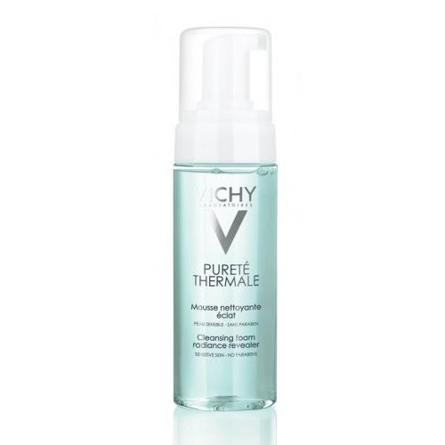 Vichy Purete Thermale Пенка для умывания улучшающая цвет лица (150 мл)