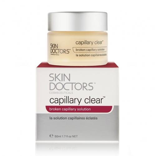 Skin Doctors Capillary Clear Крем для лица от купероза (50 мл)