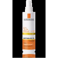Спрей Атгелиос солнцезащитный  для лица и тела для всех типов кожи SPF50   200 мл