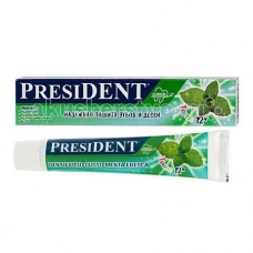 President Teens Паста зубная для подростков со свежестью мяты 12+  (50 мл)