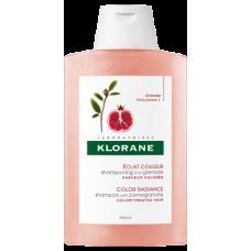 Klorane Гранат Шампунь для окрашенных волос  (200 мл)