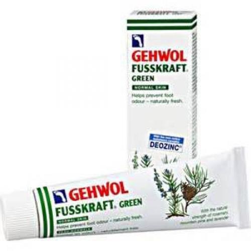 Gehwol Fusskaft Бальзам Зеленый  (125 мл)