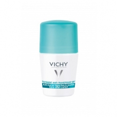 Vichy Дезодорант-антиперспирант шариковый 48 часов против белых следов и желтых пятен (50 мл)