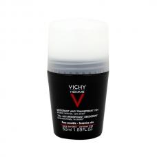 Vichy Homme Дезодорант-антиперспирант 72 часа для мужчин (50 мл)