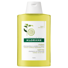 Klorane Цитрон Шампунь тонизирующий для блеска волос (200 мл)
