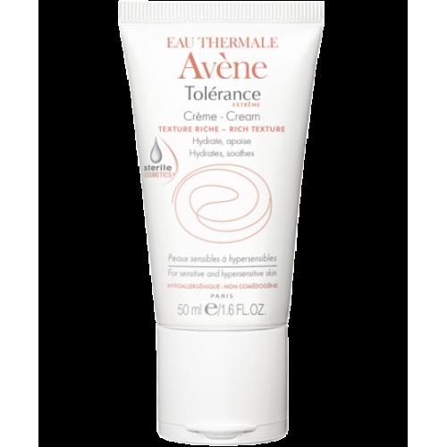 Avene Tolerance Extreme Крем для гиперреактивной кожи сухого типа (50 мл)