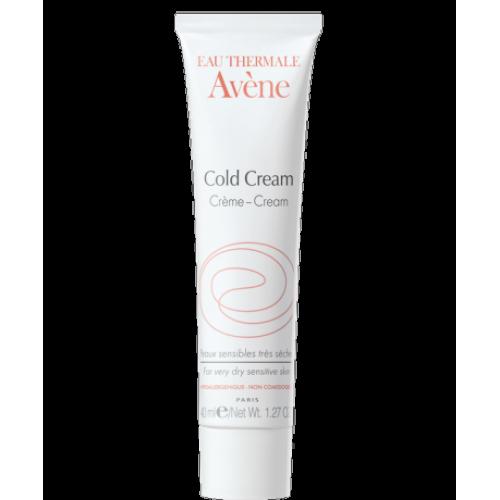 Avene Cold Cream Крем для сухой и очень сухой кожи лица (40 мл)