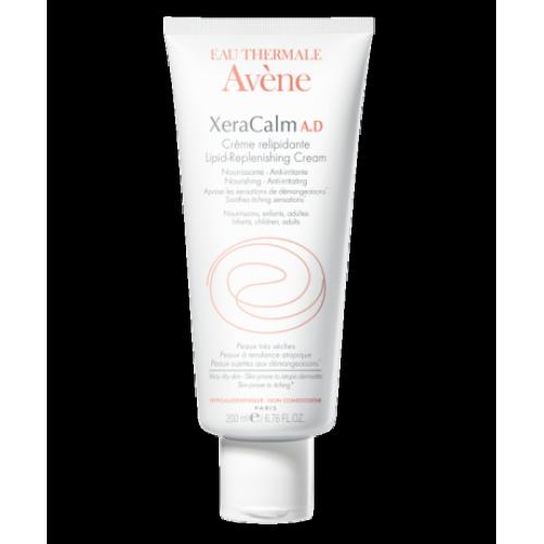 Avene XeraCalm A.D Крем липидо-восполняющий для сухой кожи (200 мл)