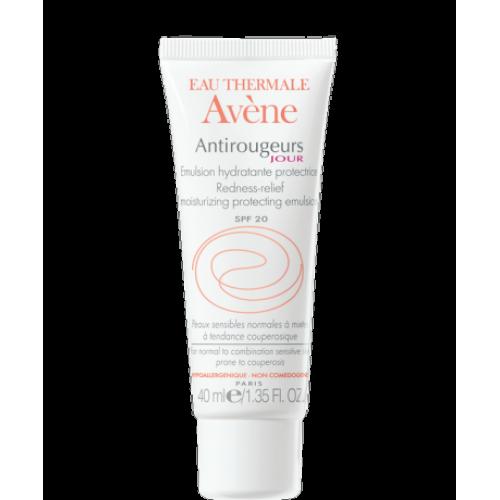 Avene Antirougeurs Крем дневной защитный от покраснений для сухой кожи SPF20 (40 мл)