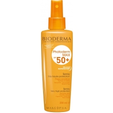 Bioderma Photoderm Спрей солнцезащитный SPF 50+ (200 мл)