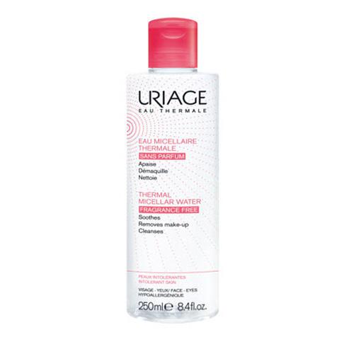 Uriage Tolederm - Мицеллярная вода для реактивной кожи (250мл)