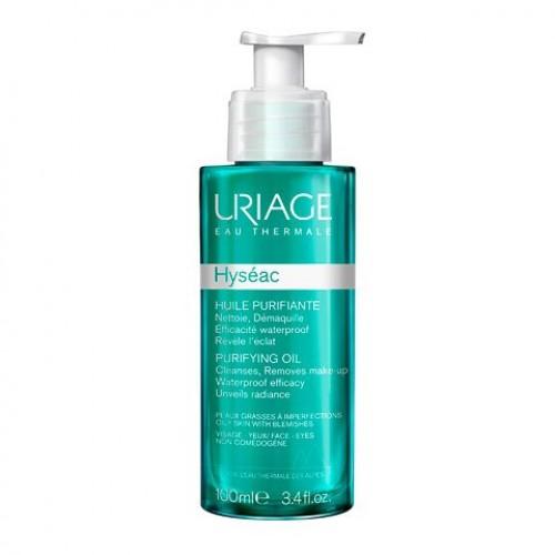 Uriage Hyseac - очищающее масло (100 мл.)