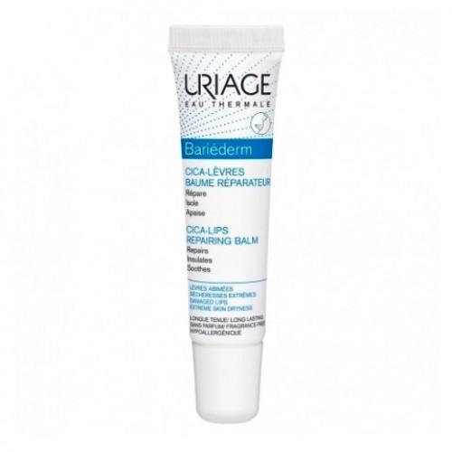 Uriage Bariederm - Восстанавливающий бальзам для губ (15 мл.)