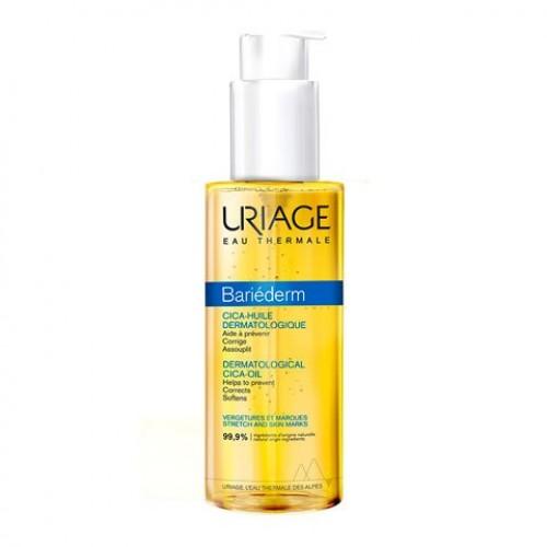 Uriage Bariederm - CICA дерматологическое массажное масло (100 мл.)