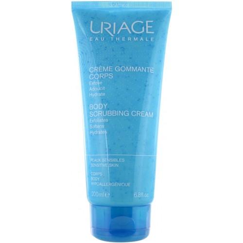 Uriage EAU Thermale Крем-скраб для тела (200ml)