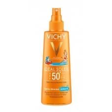 Vichy Capital Soleil Спрей для детей солнцезащитный SPF50+  (200 мл)